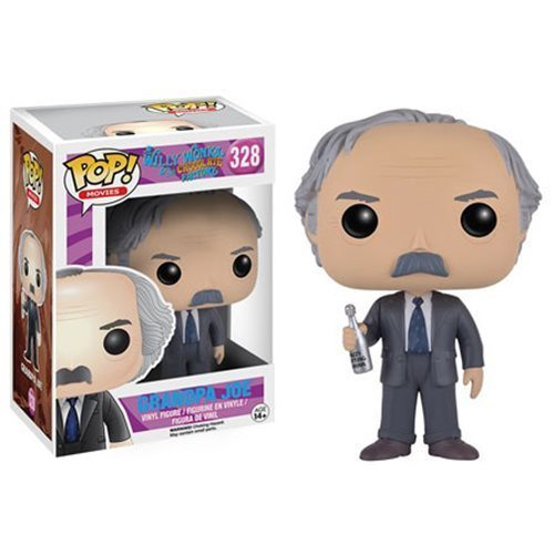 Funko Pop! Movies 328: W.Wonka – Grandpa Joe