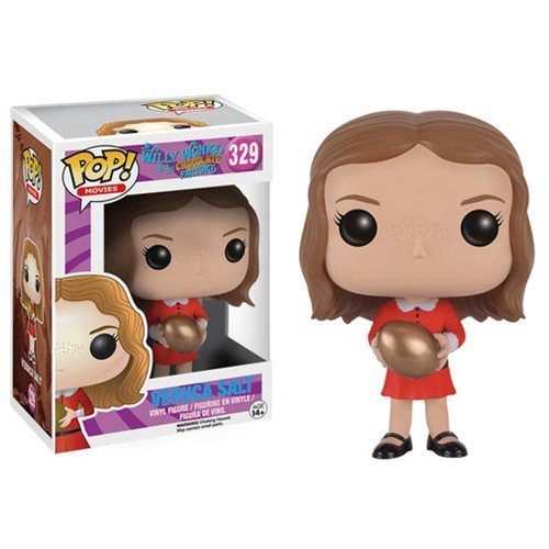 Funko Pop! Movies 329: Willy Wonka - Veruca Salt