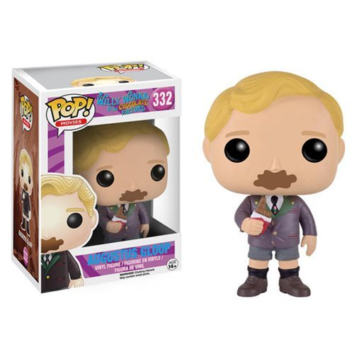 Funko Pop! Movies 332: W.Wonka - Augustus Gloop
