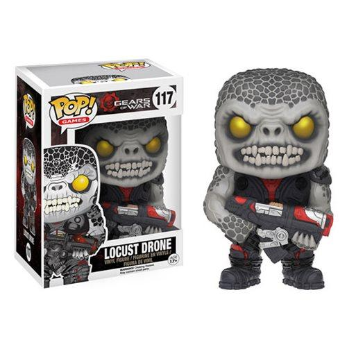 Funko Pop! Games 117: Gears of War – Locust Drone