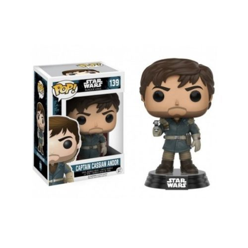 Funko Pop! Star Wars 139: SWR1 – Captain Cassian Andor