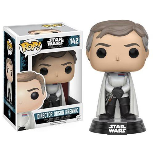 Funko Pop! Star Wars 142: Star Wars Rogue One - Director Orson Krennic