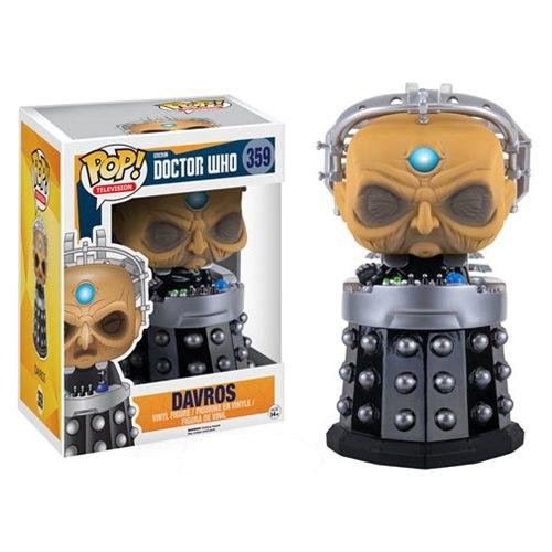 Funko Pop! TV 359: Doctor Who – Davros
