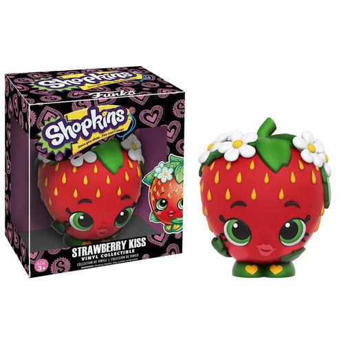 Vinyl Figure: Shopkins - Strawberry Kiss