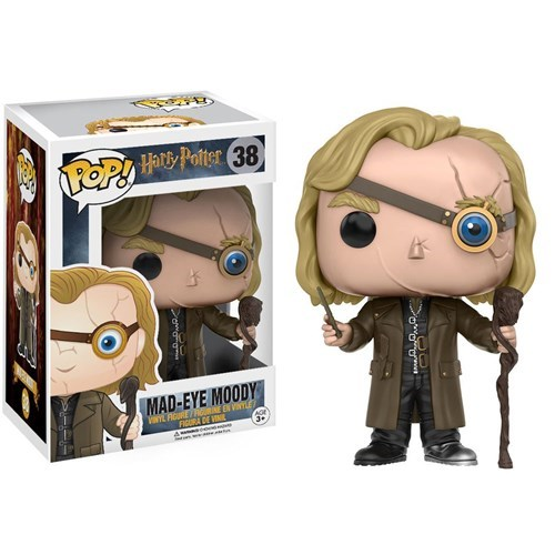 Funko Pop! 38: Harry Potter – Mad-Eye Moody