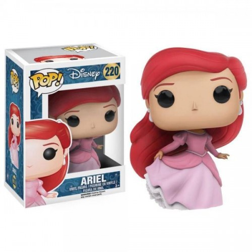 Funko Pop! Disney 220: Ariel Ball Gown