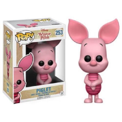 Funko Pop! Disney 253: Winnie the Pooh – Piglet