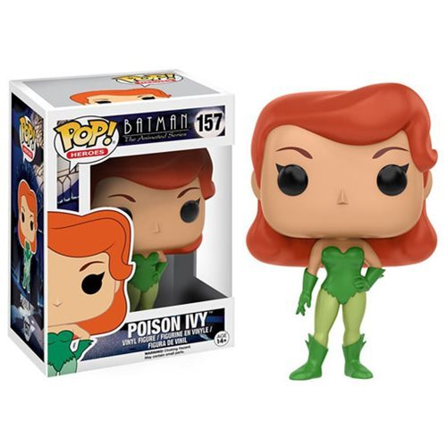 Funko Pop! Heroes 157: Batman The Animated Series - Poison Ivy