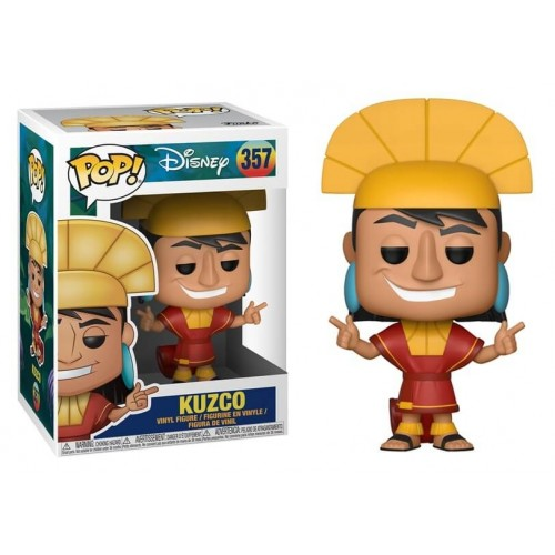 Funko Pop! Disney 357: The Emperor's New Groove – Kuzco