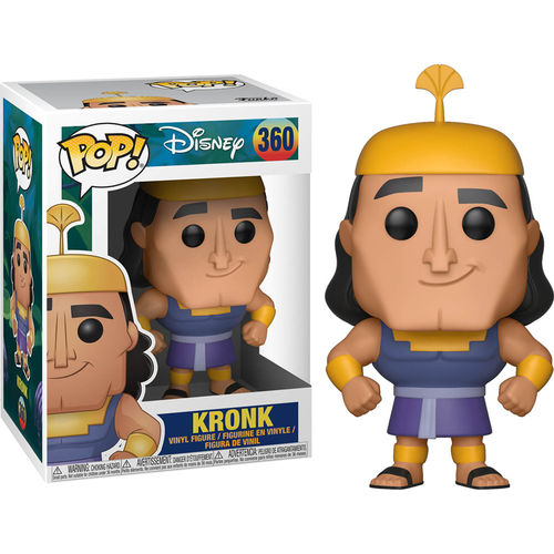 Funko Pop! Disney 360: The Emperor's New Groove - Kronk