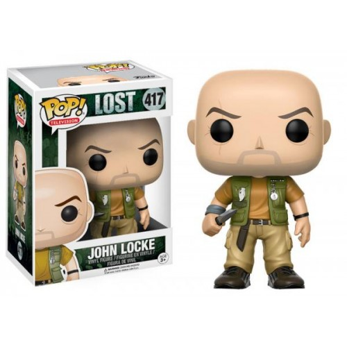 Funko Pop! TV 417: LOST – John Locke