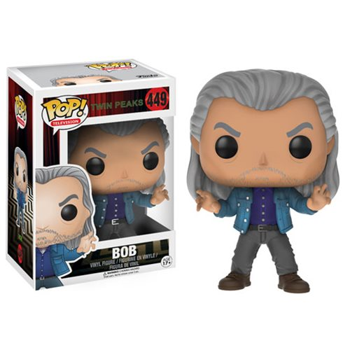 Funko Pop! TV 449: Twin Peaks – Bob