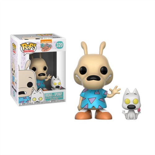 Funko Pop! TV 320: Rocko's ML - Rocko and Spunky