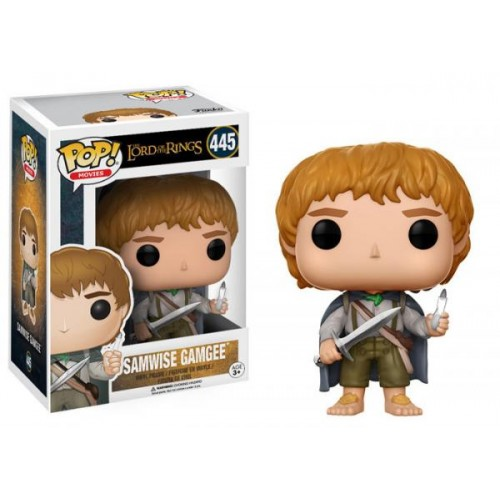 Funko Pop! Movies 445: Lord of the Rings – Samwise Gamgee