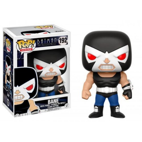 Funko Pop! Heroes 192: Batman The Animated Series -  Bane