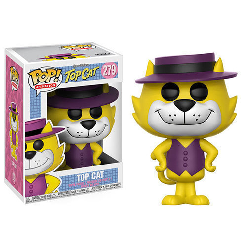 Funko Pop! Animation 279: Hanna Barbara – Top Cat