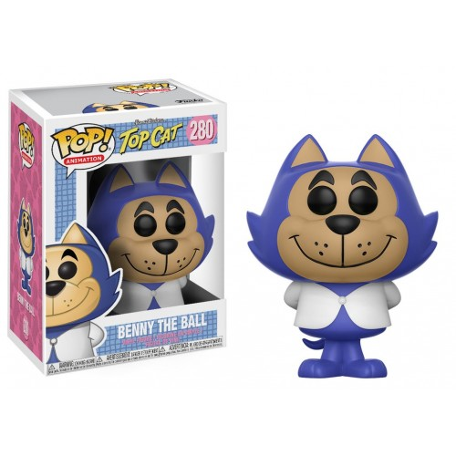 Funko Pop! Animation 280: Hanna Barbara – Benny the Ball