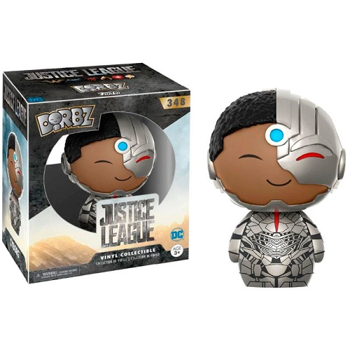 Dorbz 348: DC Justice League - Cyborg