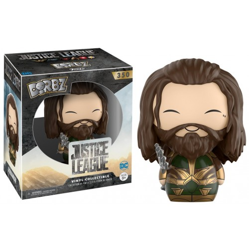 Dorbz 350: DC Justice League  - Aquaman Armored hase