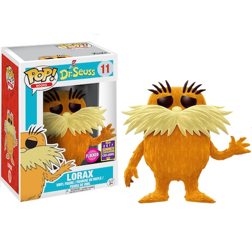 Funko Pop! Books 11: Dr Seuss – Lorax