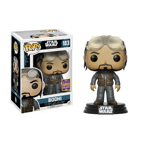 Funko Pop! Star Wars 183: SWR1 – Bodhi Rook