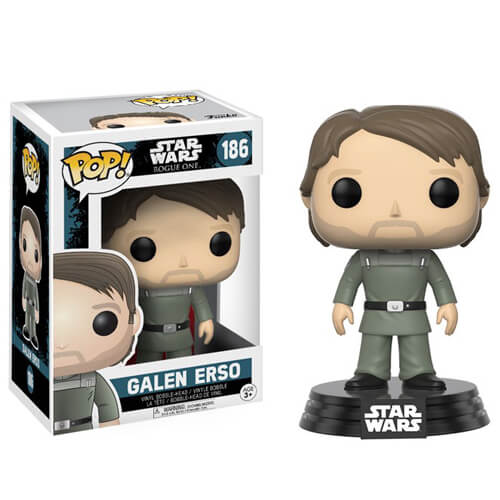 Funko Pop! Star Wars 186: Star Wars Rogue One – Galen Erso