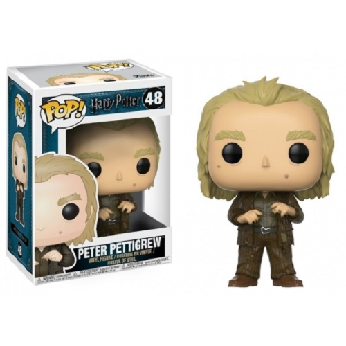 Funko Pop! Movies 48: Harry Potter - Peter Pettigrew