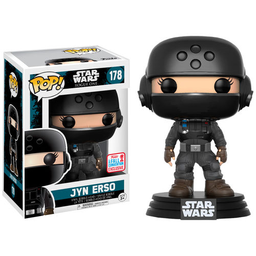 Funko Pop! Star Wars 178: SWR1 – Jyn Erso Disguise