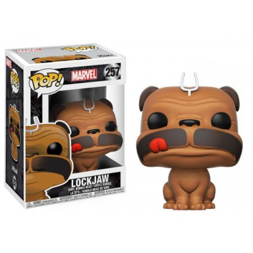 Funko Pop! Marvel 257: Lockjaw