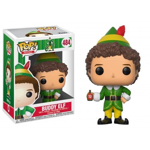 Funko Pop! Movies 484: Elf - Buddy