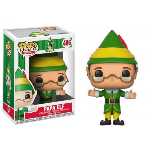 Funko Pop! Movies 486: Elf - Papa Elf