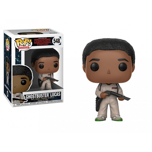 Funko Pop! Television 548: Stranger Things S3 – Ghostbusters' Lucas