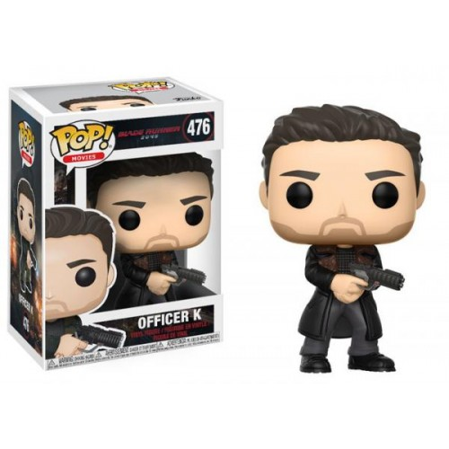 Funko Pop! Movies 476: Blade Runner 2049 - Officer K