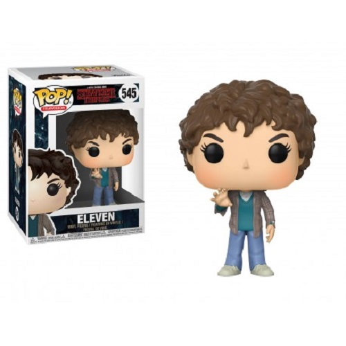 Funko Pop! Television 545: Stranger Things S3 – Eleven