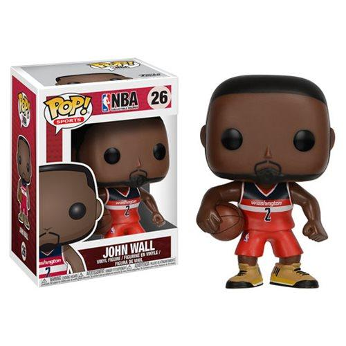 Funko Pop! NBA 26: John Wall Washington Wizards