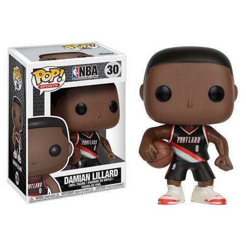 Funko Pop! NBA 30: Damian Lillard Portland Trailblazers
