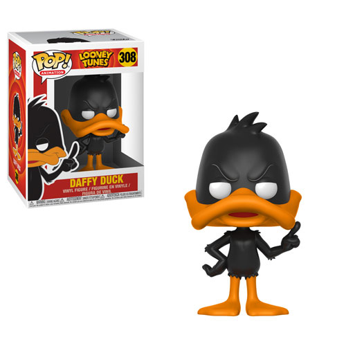 Funko Pop! Animation 308: Looney Tunes - Daffy