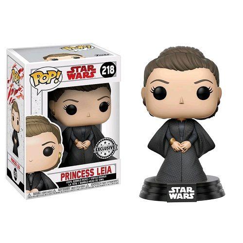 Funko Pop! Star Wars 218: The Last Jedi – Princess Leia