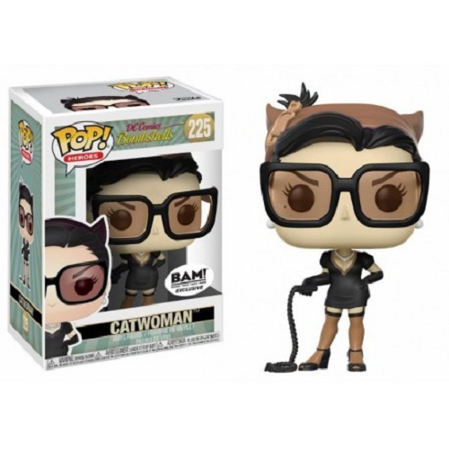 Funko Pop! Heroes 225: DC Bombshells - Catwoman Sepia
