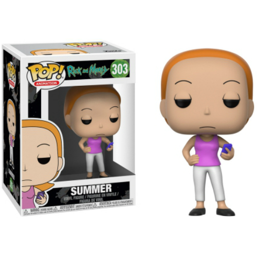 Funko Pop! Animation 303: Rick and Morty – Summer