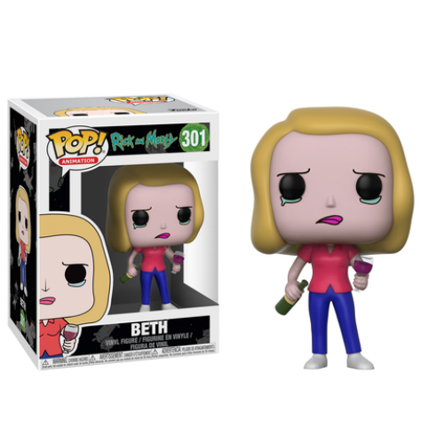 Funko Pop! Animation 301: Rick and Morty – Beth