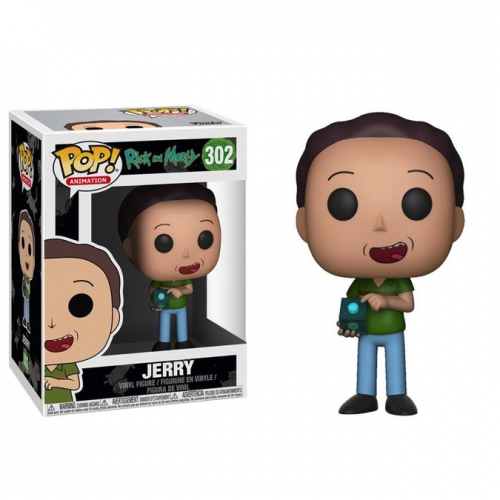 Funko Pop! Animation 302: Rick and Morty – Jerry