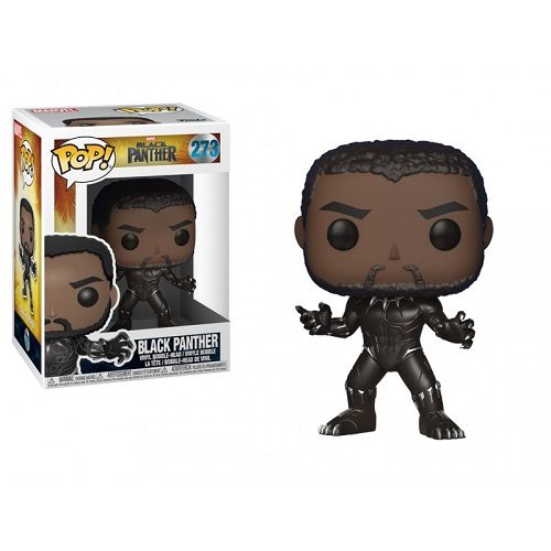 Funko Pop! Marvel 273: Black Panther  - Black Panther