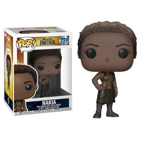 Funko Pop! Marvel 277: Black Panther – Nakia
