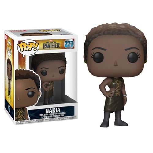 Funko Pop! Marvel 277: Black Panther – Nakia