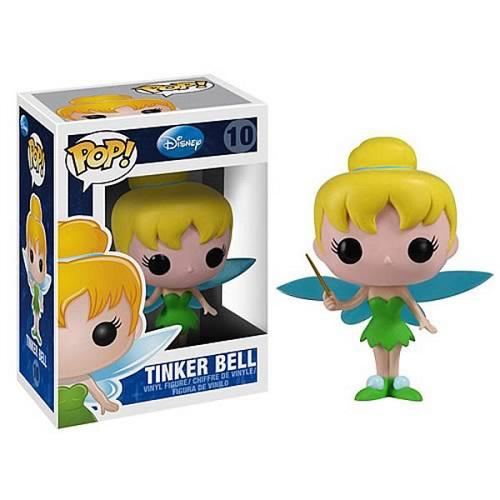 Funko Pop! Disney 10: Tinker Bell Vinyl Figure