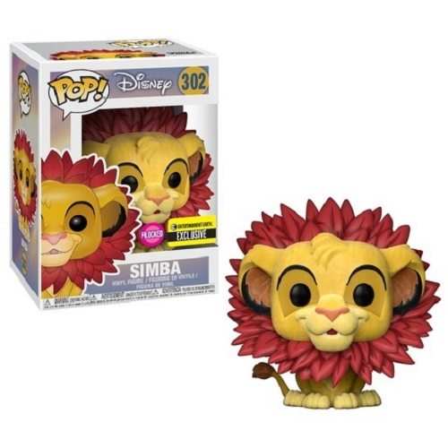 Funko Pop! Disney 302: Simba (leaf mane)