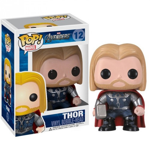 Funko Pop! Marvel 12: Avengers – Thor