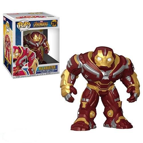 Funko Pop! Marvel 294: Avengers Infinity War - Hulkbuster Jumbo