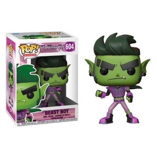 Funko Pop! TV 604: Teen Titans Go - Beast Boy
